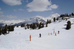 pierres blanches slope